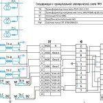 Пункт коммерческого учёта ПКУ-6 (10) кВ: схема 2ТТ/3ТН
