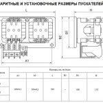 Габариты ПМА 4500