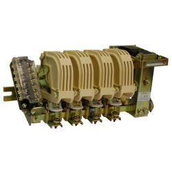 Контактор КТ, электромагнитный, 4-х полюсной