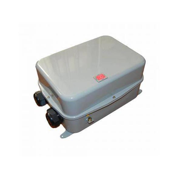 Пускатель ПМ12, электромагнитный, с кнопкой, в корпусе