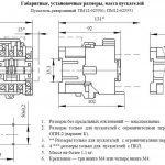 Габариты ПМ12 025501, 025551