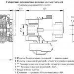 Габариты ПМ12 025601