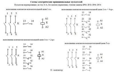 Схемы ПМ12 010