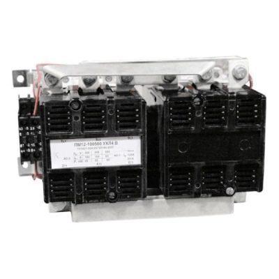Пускатель ПМ12-100500